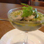 La・Etoile - 牡蠣のショーフロア
