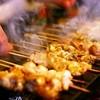 もつ兵衛 - 料理写真:カウンター越しに焼き上げる★本格炭火串焼き