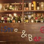 Bistro&Bar es - アルコールも各種揃います
