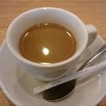 ガスト - ☆ガスト風なカフェラテですね☆