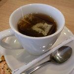 ガスト - ☆紅茶はティーパックですね☆