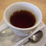 ガスト - ☆デザートと一緒はやっぱり紅茶ですね☆