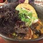 奥芝商店 - 2014/06ぷりぷりえびとはまぐりと岩海苔 シーフード 1240円