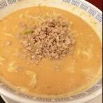 中国料理 小花 - 久しぶりの坦々麺♬やはりここの坦々麺は絶品!