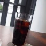 ペストリーショップ - アイスコーヒー 700円 税別