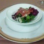 サンミケーレ - 前菜1皿目