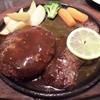 マルゲリータ - 料理写真:ハンバーグ&レモンステーキ