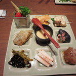 Vegetable Dining 畑舎 -