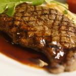 エイコーン - 牛サーロインステーキ