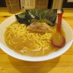 ラーメン大桜 - ラーメン(大・2玉) 870円