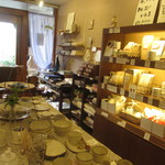 紅茶舗 葉々屋 - 店内