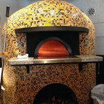 パラッツォ サン グスト - ピザの釜