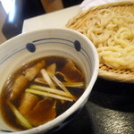 肉汁うどん ふく助 - 肉汁「醤油 (880円)」