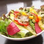 ハッピークルーズ - 盛りだくさんサラダ!