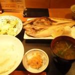 28213329 - 焼き魚定食(ほっけ)