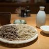 Teuchisobamaiduru - 料理写真:二色蕎麦と日本酒 玉川