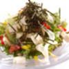 琉球風サラダ