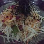 焼鳥ざんまい 黒船 - サラダ