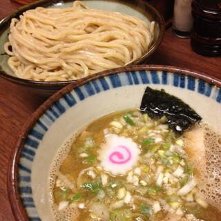 三三七 - つけめん一番搾り(800円)2014年6月