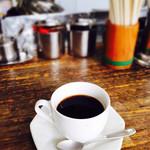 さかえや - コーヒー