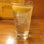 立ち飲み とっちゃん - キンミヤハイボールは¥290!