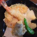 がんこ - 天ぷら