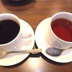 がんこ - コーヒー 紅茶