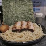 ラーメン厨房 麺バカ息子 徹 - 麺 焼き海苔1枚