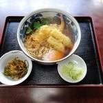 京屋 - 料理写真:天南蛮そば