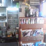 こうかいぼう - 中待合の本棚