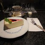 ゾーエー - コーヒーと自家製チーズケーキ
