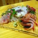 寿司光 - 刺身