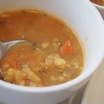 アラジン - 本日のスープ