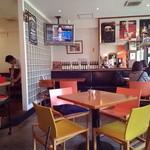 Cafe Spring - 気軽に入れる居心地が良いカフェです。