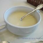 なみき杏樹 - 洋食A(スープ)