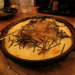 えちごや - 2014' 6/13 山芋ステーキ¥680