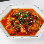 中国料理 シルクロード - 豚肉の四川風煮込み