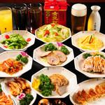 中国料理 シルクロード - 晩酌セット