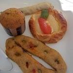 ペジーブル - お買い上げパン