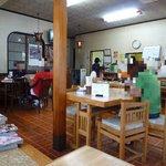 中国菜館 美幸 - 満席の店内