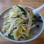 中国菜館 美幸 - チャンポン