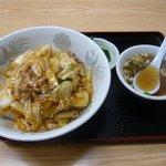 はなわ亭 - 中華丼