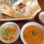 インド&アジアンレストラン アラティ - Bセット