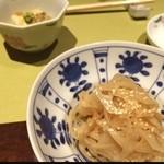 和食 おぎ - きんぴら