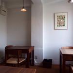 モトコーヒー - 2階席