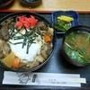 お食事処おおた - 料理写真:牛すじ丼(750円)
