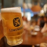 ワンズドライブ - 生ビールはレーベンブロイ