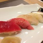 鮨 明 高勢 - 寿司