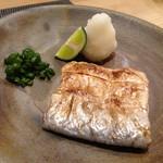 鮨 明 高勢 - 太刀魚
