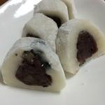 吉川食品 - 【2014年04月】しらかばの断面。